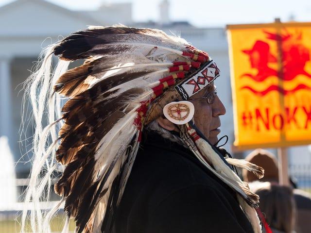"""""""Det är som att ta med koppor-filtar"""": Tribes Fight Keystone XL Amid Covid-19"""