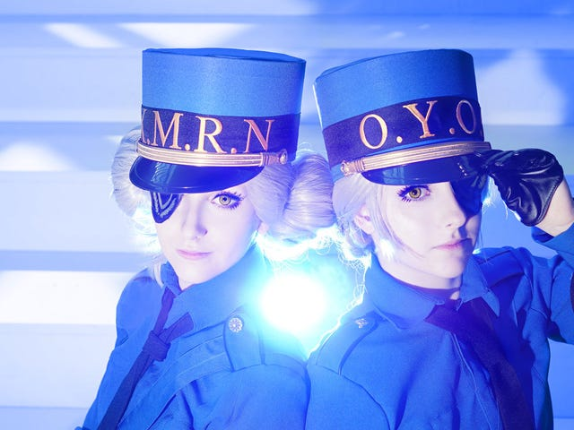 Hey, Inmate! Here's Some Good Persona 5 Cosplay
