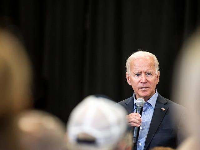 Jezebel vorrebbe che Joe Biden sapesse che poteva smettere se voleva