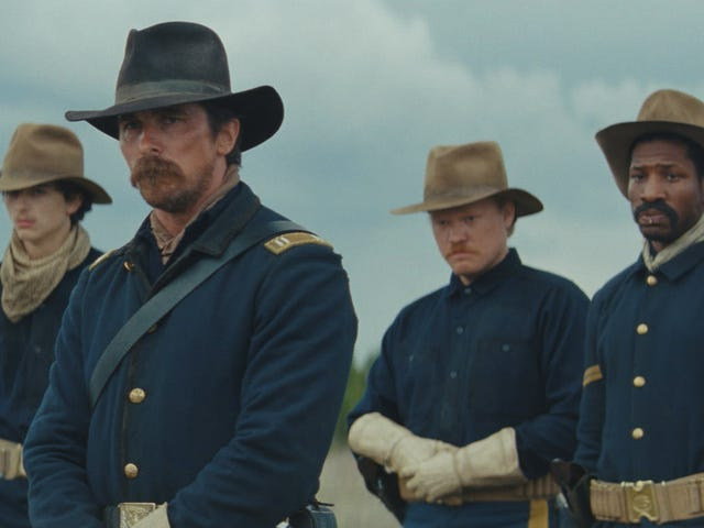 The Old West is clinically depressed in the grim Christian Bale oaterHostiles
