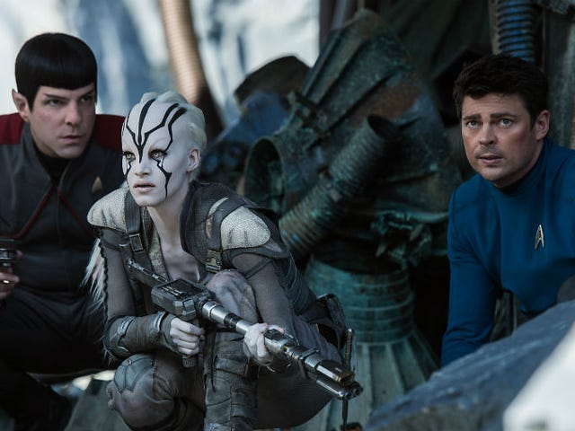 How Star Trek Beyond Plans to Honor Its 50th Anniversary