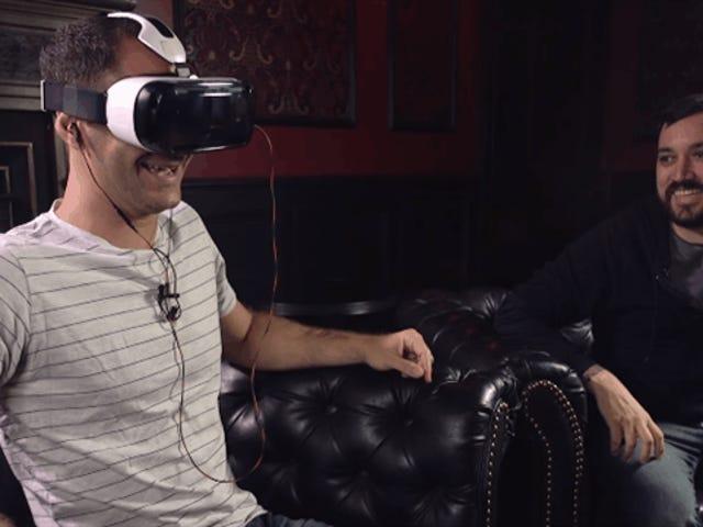 Πώς οι άνθρωποι κάνουν VR Porn