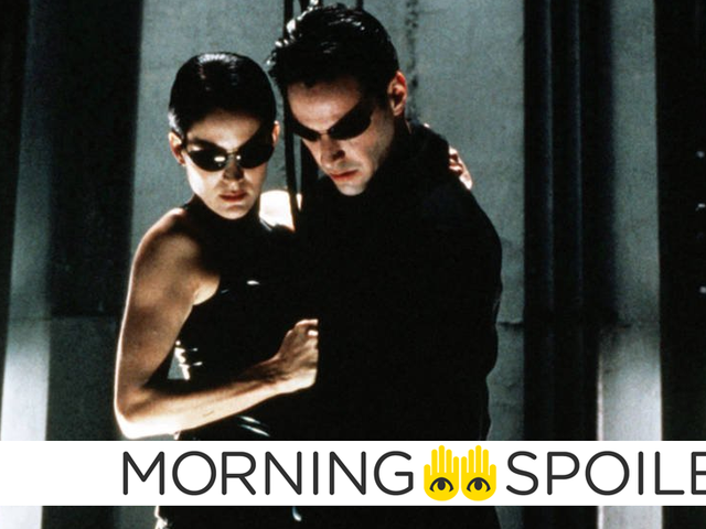 More Set Footage From The Matrix 4 and The Suicide Squad Tease Some Major Action