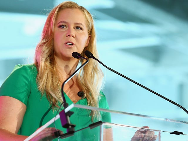 Amy Schumer Is Launching a Line of 'Inclusive' Clothing That Stops at a Size 20 [Updated]