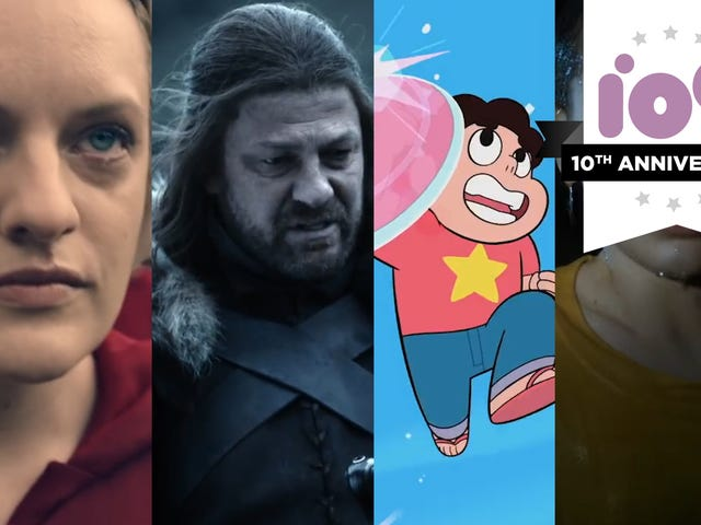 io9's Greatest TV Shows of the Past 10 Years