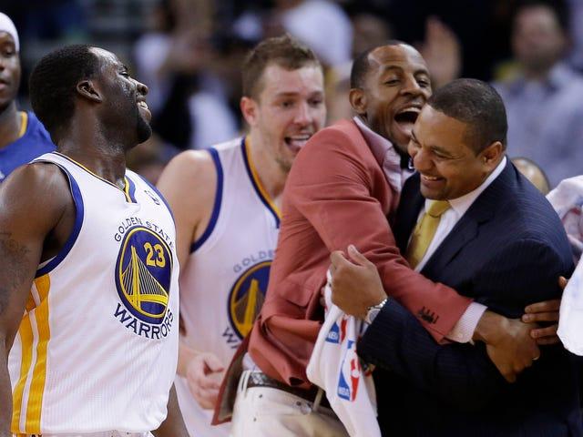 Andre Iguodala Says Mark Jackson Is Being Blackballed From The NBA