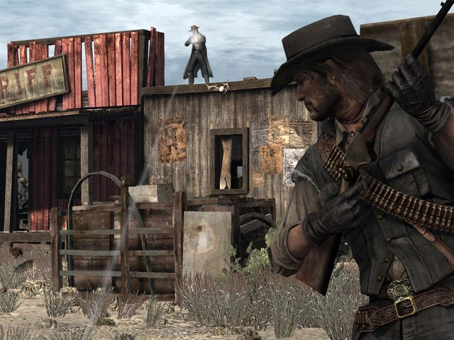 Replay Red Dead Redemption On Your Xbox One For $15, Before the New One Comes Out
