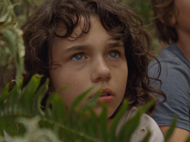 Wendy er en glansglans på Peter Pan fra instruktøren af ​​Beasts Of The Southern Wild