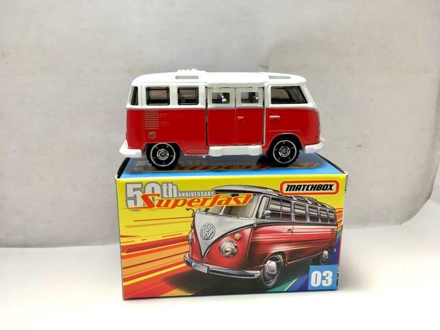 Matchbox Superfast 50th Anniversary VW