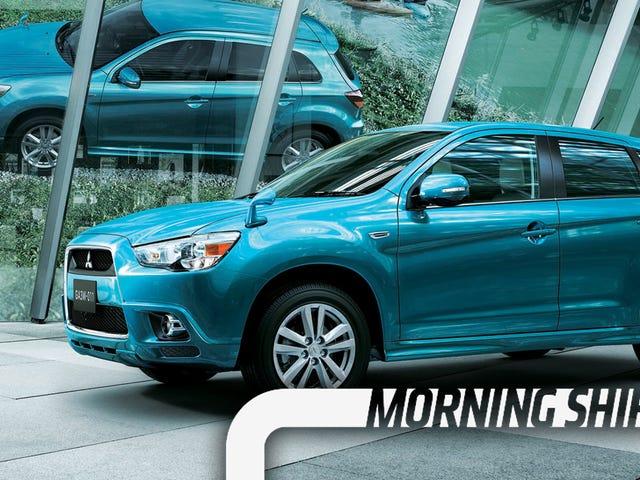 Mitsubishi pudo haber estado engañando las pruebas de economía de combustible con todos sus autos japoneses
