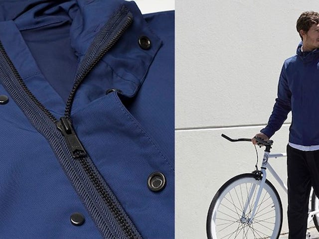 Everlane's City Jacket is All the Raincoat You Need