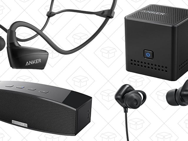 Last Chance To Save On Some Of Your Favorite Anker Audio Products For Father's Day