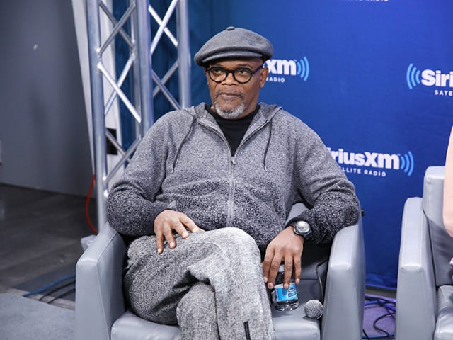 Samuel L. Jackson Wonders What Get Out Would Have Been Like With 'an American Brother' as Lead