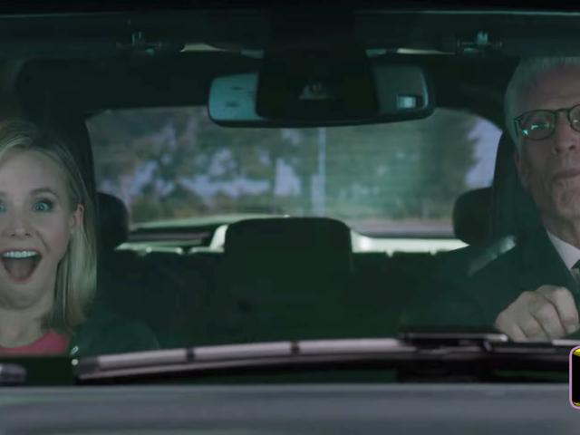 The Good Place's Season 3 Blooper reel là 9 phút ngon miệng