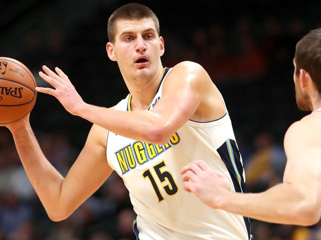 NikolaJokić Outscored All Of The Nets' Starters Combined