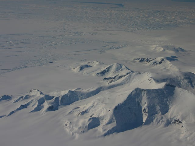 These Antarctic Glaciers Are Melting at a 'Staggering' Rate