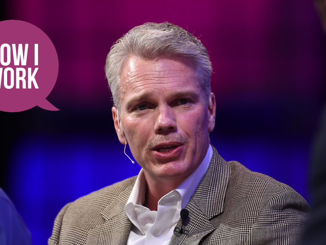 I'm Brad Smith, CEO of Intuit, and This Is How I Work