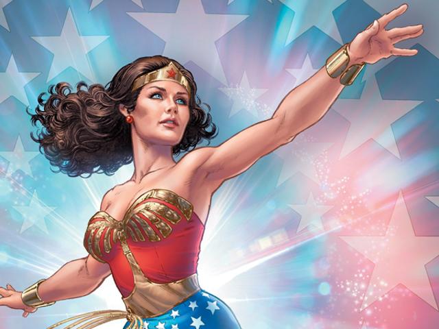 왜 Lynda Carter의 Wonder Woman가 놀라운 만화 영웅을 만들었는지, 거의 40 년 후