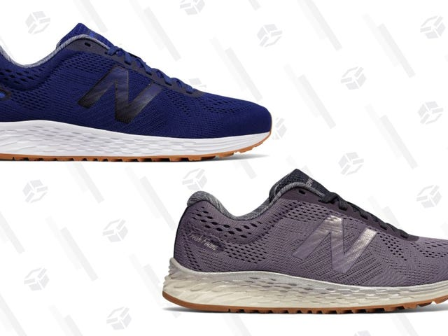 Pick Up a Pair of New Balance Fresh Foam Arishi Sneakers For Just $40