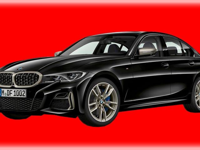 Begitu juga BMW M340i Supra Empat Pintu Atau Apa