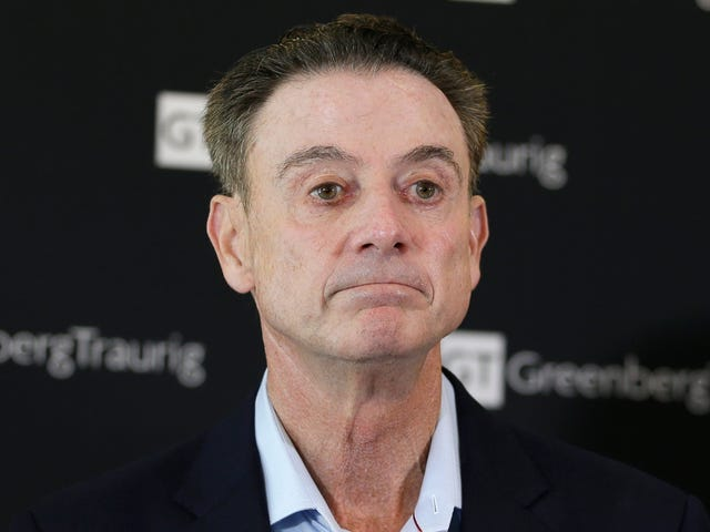 Rhode Island Denies Ever Being Interested In Hiring Rick Pitino