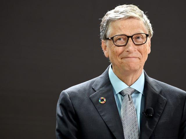 """Bill Gates spiega di aver incontrato Jeffrey Epstein perché Epstein sapeva che """"molti ricchi"""""""
