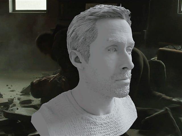 Et CG-erstatningshode bidro til å redde Ryan Goslings ansikt mens du filmerer <i>Blade Runner 2049</i>
