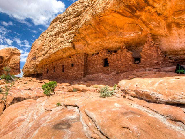 What's Left When a National Monument Is Reduced by 90 Percent?
