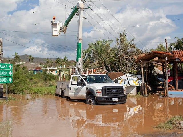 Anche i rifugiati centroamericani stanno fuggendo dai cambiamenti climatici