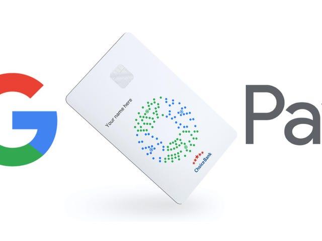 Surgen fugas sobre el próximo rival de Google para la Apple Card