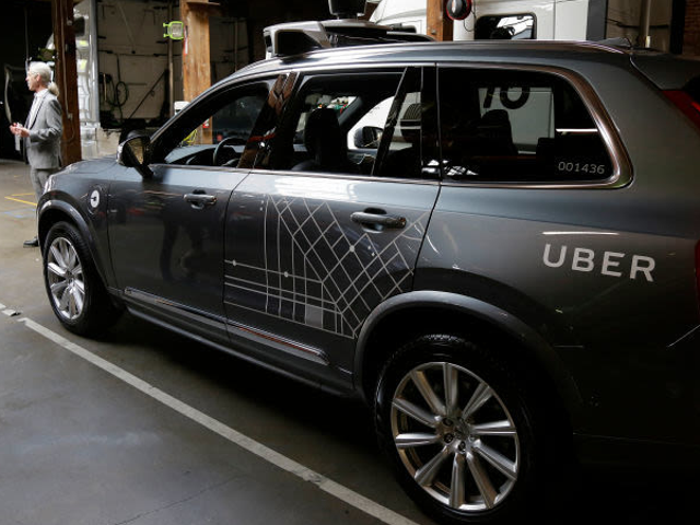 The Big Trial Between Uber And Google Over Self-Driving Car Tech Starts Today