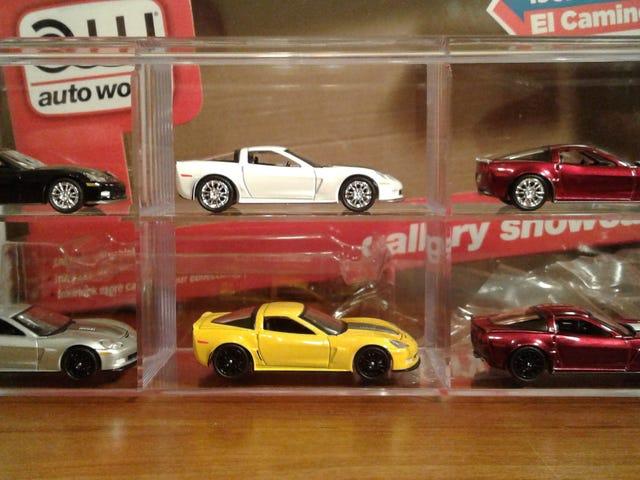 Auto World Callaway Corvette