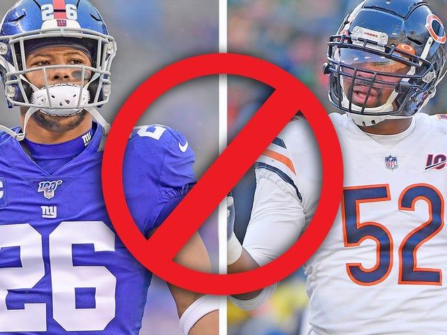 Sunday Scaries: las apuestas de la semana 2 de la NFL que debes evitar