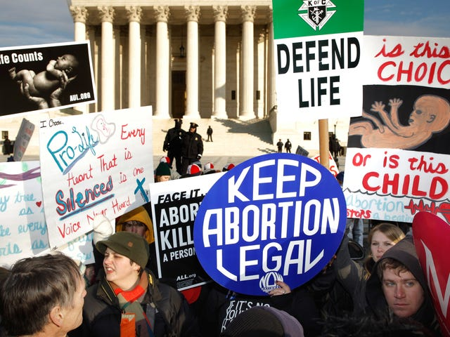 Abortion Rights Are on the Ballot in 3 States This Year