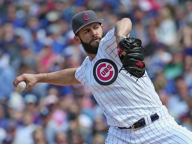 Chicago Cubs Tabe Doubleheader, forbliver historisk godt