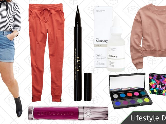 Friday's Best Lifestyle Deals: Aerie, Stila Cosmetics, ASOS, Urban Decay, and More