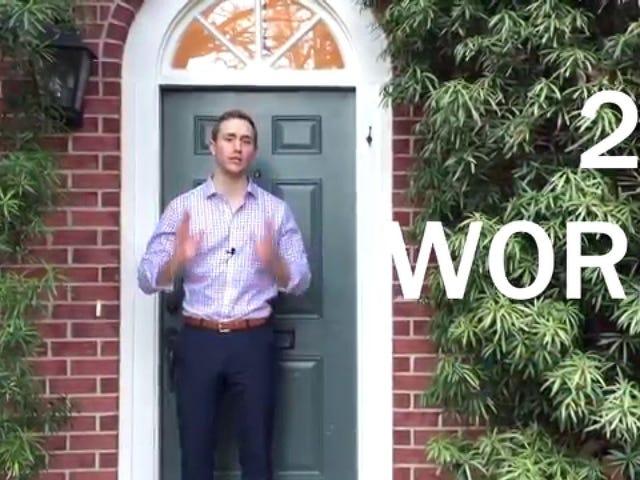 Lær hvordan man minder om information med denne video fra en verdensmindemester