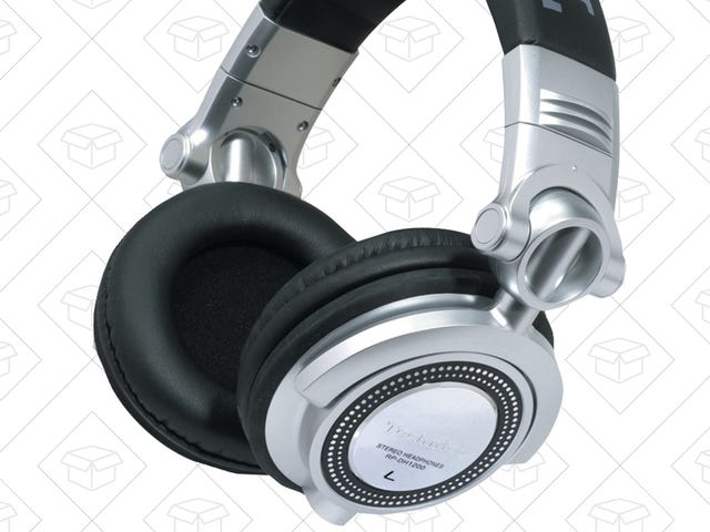 Try On a Solid Pair of Over-Ears For $80 Shipped