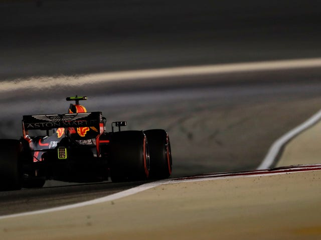 Maybe Those Honda Formula One Engines Aren't So Bad After All