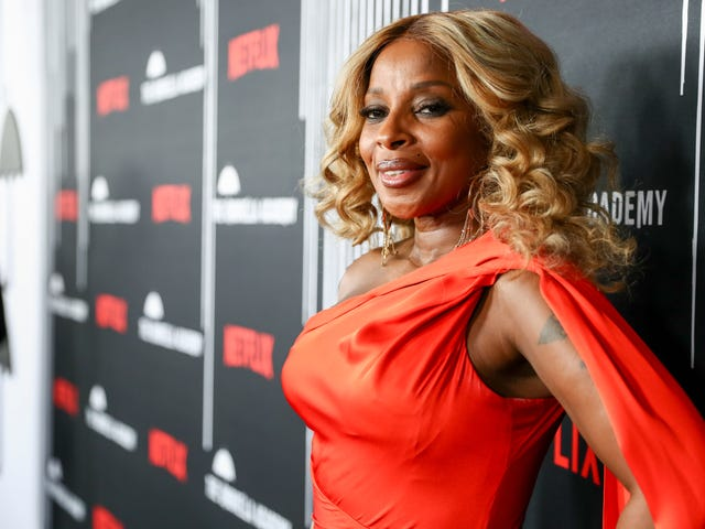 All Hail the Queen: Mary J. Blige for å motta livstidspris ved BET Awards i 2019