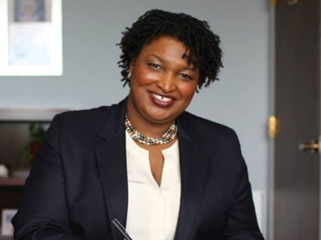 Excerpts from Gubernatorial Candidate Stacey Abrams' Speech (& State of the UNIOM OT)