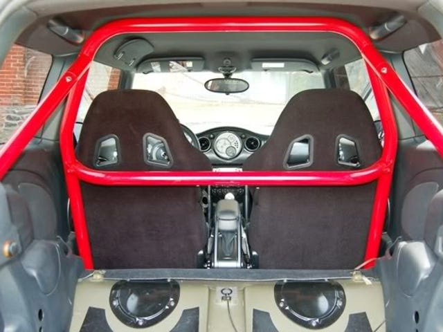 Side Curtain Airbags VS Roll Bar