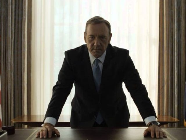 Frank está de regreso en el último tráiler de la cuarta temporada de House of Cards