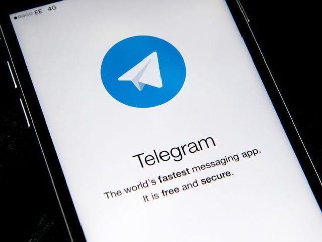 Το τηλεγράφημα πηγαίνει πυρηνικά με νέα δυνατότητα διαγραφής μηνυμάτων