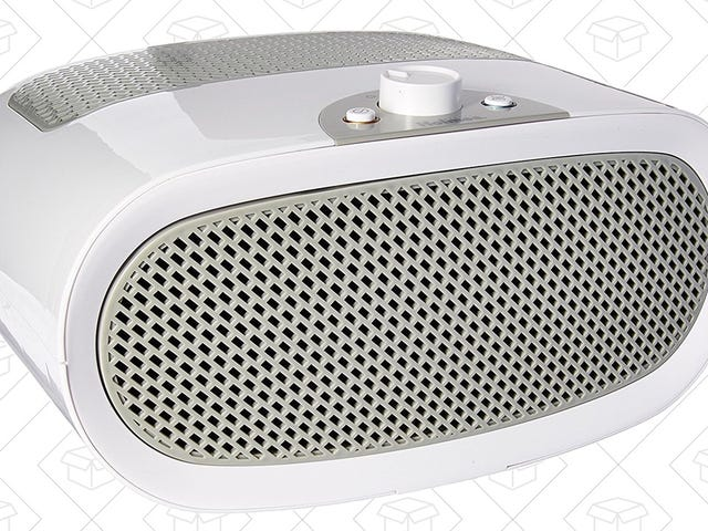 Fight Back Against Allergies With This $30 Holmes Air Purifier