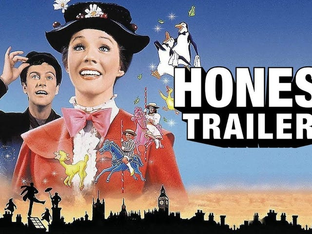 Honest Trailers - Mary Poppins