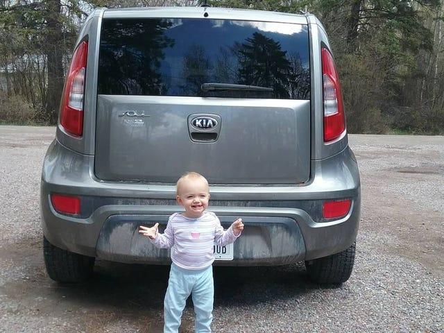 2013 Kia Soul, Toddler Included