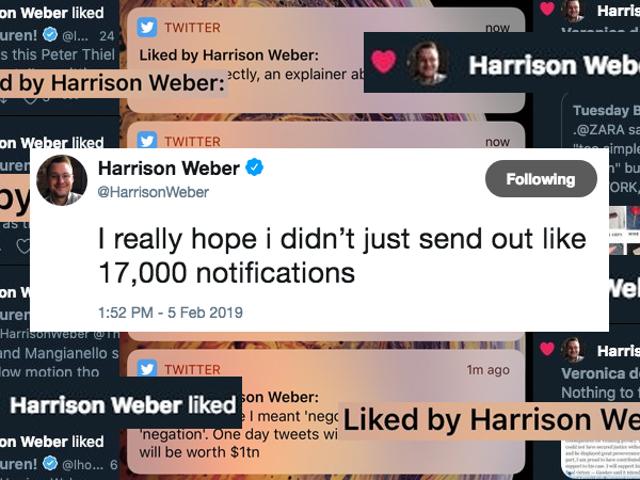 Я просто случайно пересмотрел сотни старых твитов, и мне так жаль