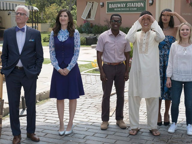 Holy Mother Forking Shirt Balls! Here's Your Good Place Refresher Ahead of Season 3