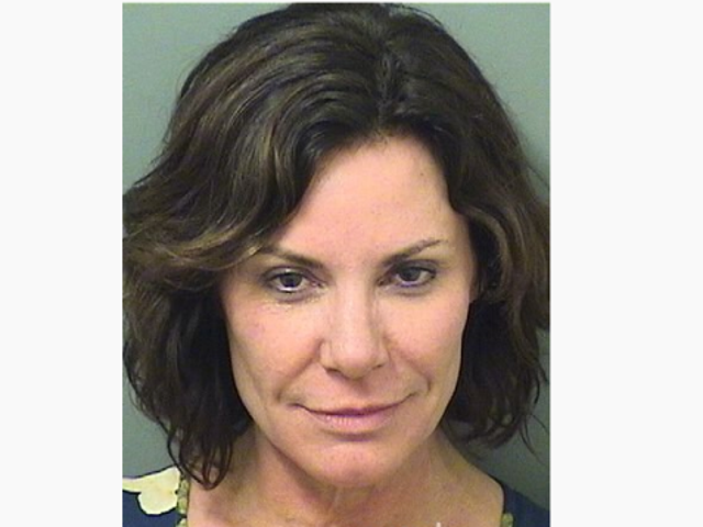 Luann de Lesseps and Her Ex Were Reportedly Hanging Out in the Wrong Hotel Room Prior to Arrest